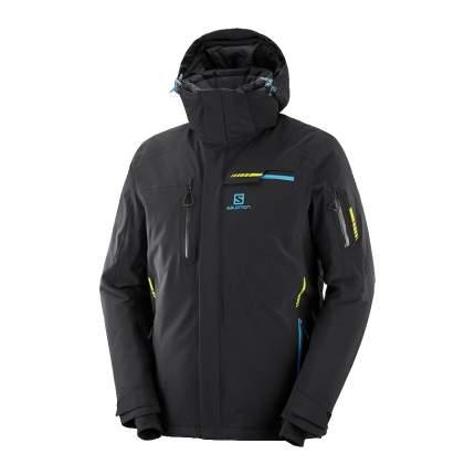 Куртка Salomon Brilliant, black, M INT