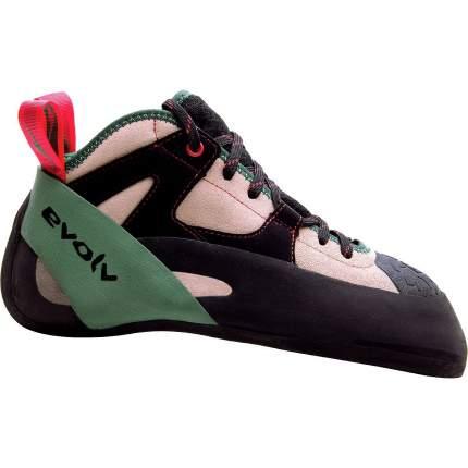 Скальные туфли Evolv General, tan/army green, 9.5 US