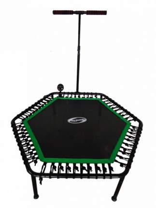 Батут Sportelite FB-1351 135 см, black/green
