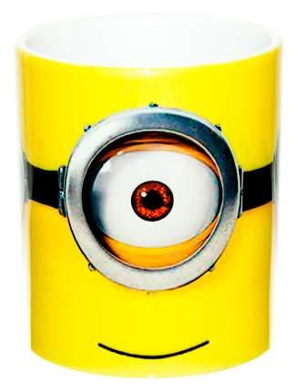 Керамическая кружка 3Dollara Глаза миньонов. MUG0299