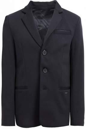 Пиджак для мальчика Finn Flare, цв. черный, р-р. 158