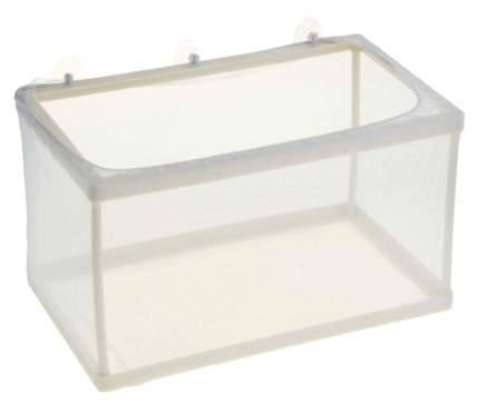 Отсадник для рыб Aqua One, сетчатый, белый, 5л, 27х16х15 см