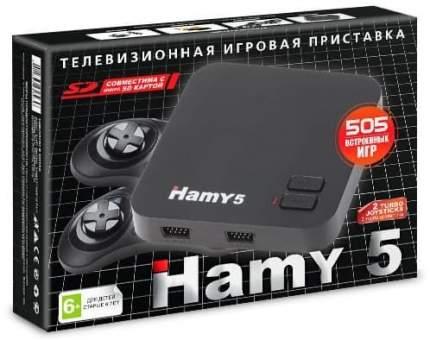 Игровая приставка 16 Bit Sega 8 Bit Hamy 5 Black (505 в 1)