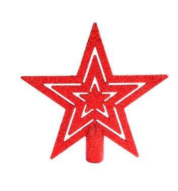 Верхушка для ели Феникс Present звезда, 22х2,3х26