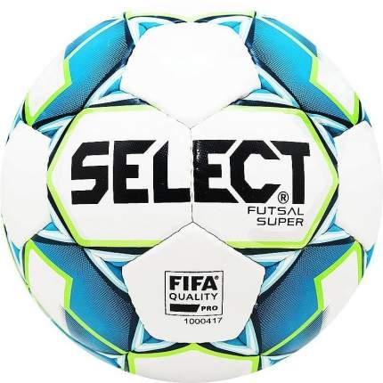 Футзальный мяч Select Futsal Super FIFA №4 white/blue