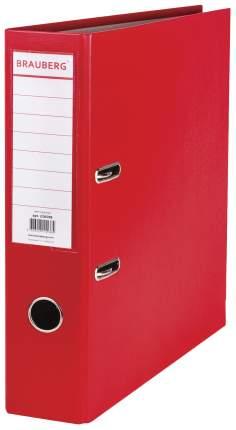 Папка BRAUBERG 226598 Красный A4