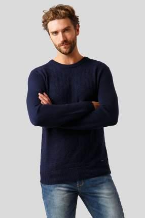 Джемпер мужской Finn Flare W18-22114 синий M