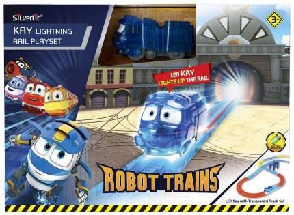 Железнодорожный набор Robot Trains 80187