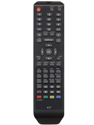 Пульт ДУ Huayu K77 для телевизоров Polar, Polarline, Izumi, Shivaki, Витязь