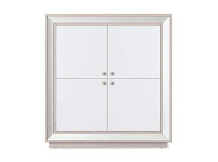 Платяной шкаф КУРАЖ Прато 2-1 136,4х42,6х142,5, дуб альбино