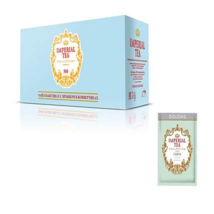 Чай зеленый  китайский улун Imperial tea collection  Oolong 500 пакетиков
