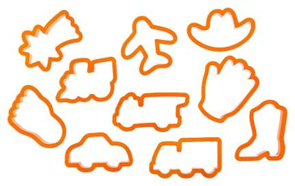 Набор форм Agness 710-334 Оранжевый