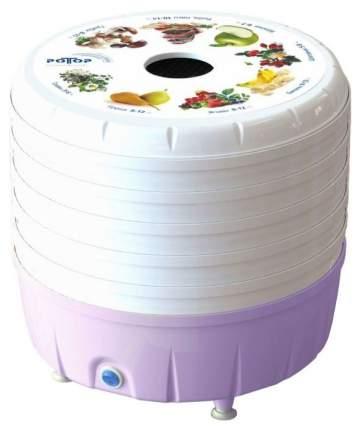 Сушилка для овощей и фруктов Ротор СШ-023 white/violet