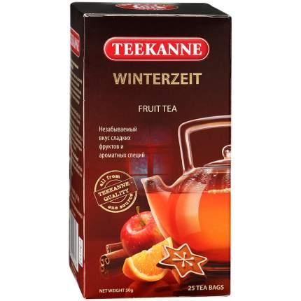 Напиток чайный Teekanne Winterzeit ароматизированный в пакетиках 25 пакетиков