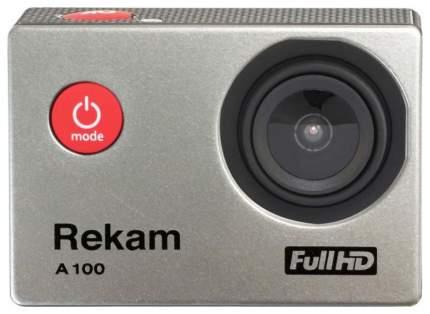 Экшн камера Rekam A100 Silver