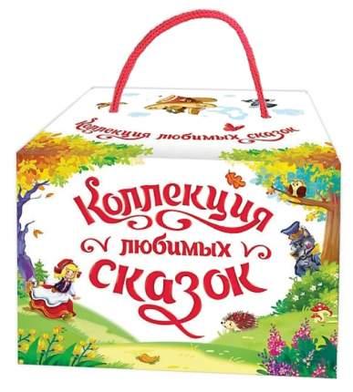 Набор книжек Vladi Toys панорамки-Малышки коллекция любимых Сказок Hg04-01