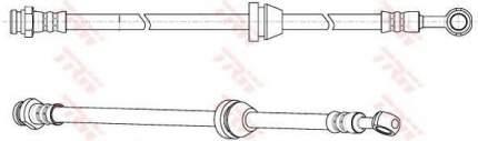 Шланг тормозной системы TRW/Lucas PHD947