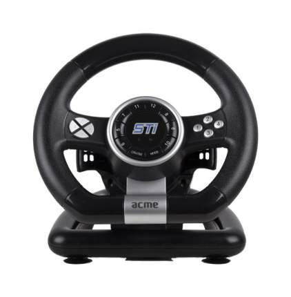 Игровой руль Acme Racing Wheel STi