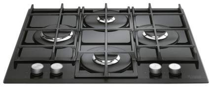 Встраиваемая варочная панель газовая Hotpoint-Ariston MQ 64 GH BK Black
