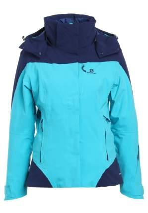 Спортивная куртка женская Salomon Icerocket, medieval blue, XS