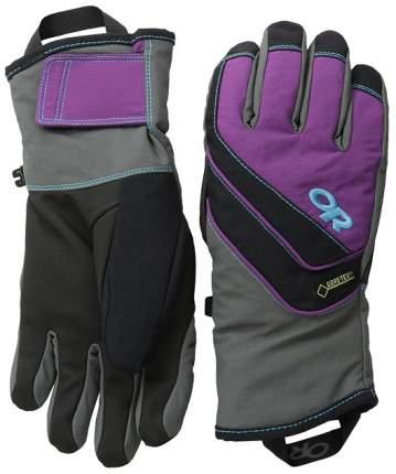 Перчатки Outdoor Research Centurion женские фиолетовые M