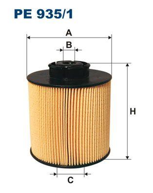 Фильтр топливный FILTRON PE935/1