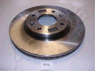 Тормозной диск Ashika 60-0K-015