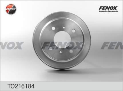 Барабан тормозной FENOX TO216184