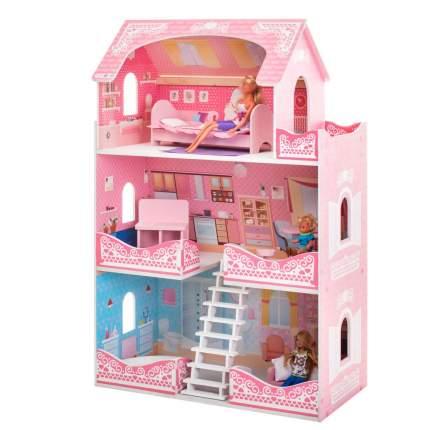 Кукольный домик Paremo адель шарман с мебелью