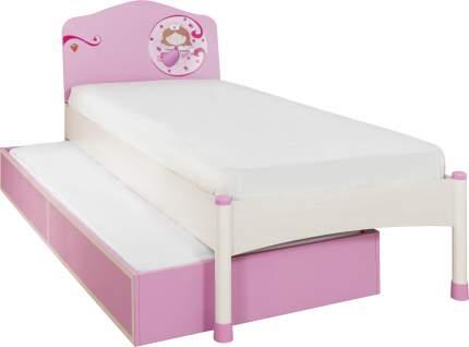 Кровать выдвижная Cilek 90х190 Princess SL