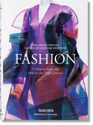 Книга Fashion: A History from the 18th to the 20th Century