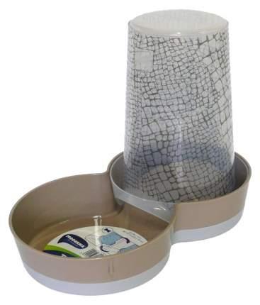 Автокормушка для кошек и собак MODERNA, устойчивая, 1.5 л