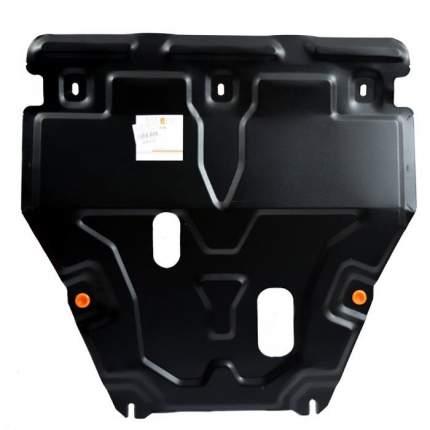 Защита картера, защита кпп АВС-Дизайн для Ford (03.812.C2)