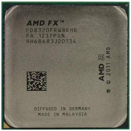 Процессор AMD FX 8320 OEM