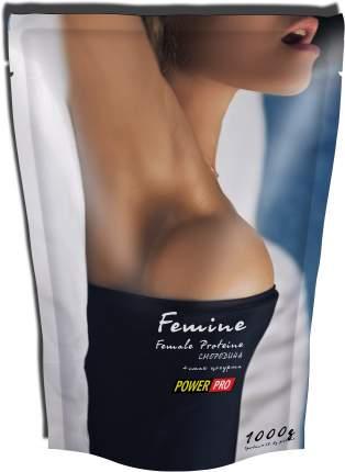Протеин Power Pro Femine 1000 г черная смородина