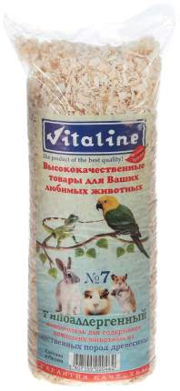 Древесный наполнитель туалета для кошек Vitaline Опилки Гипоаллергенные №7  600 г