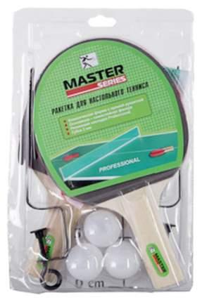 Набор для настольного тенниса Master Series SH014, 2 ракетки, 3 мяча, сетка