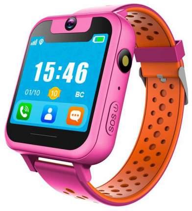 Смарт-часы Digma Kid K7m Pink/Orange