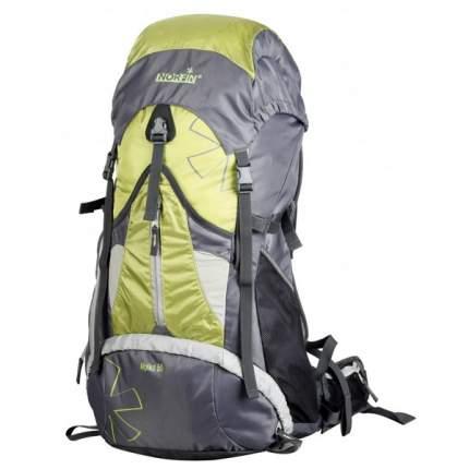 Туристический рюкзак Norfin Alpika NF 50 л зеленый/серый