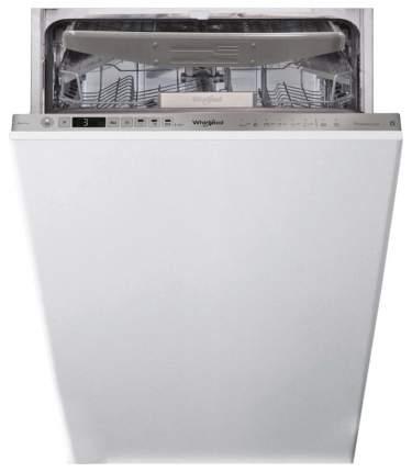 Встраиваемая посудомоечная машина Whirlpool WSIO 3O 23 PFE X