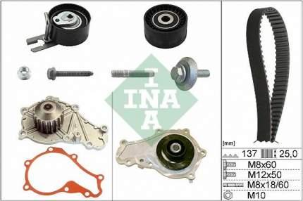 Комплект роликов Ina 530037530