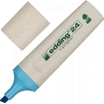 "Текстмаркер ""EcoLine"", 2-5 мм, голубой"