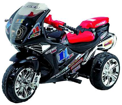 Электромотоцикл Shanghai Inter World ZP2131 BLACK