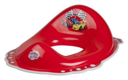 Накладка на унитаз Maltex Cars Красный