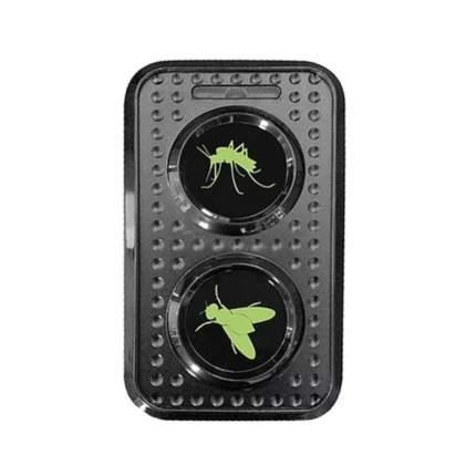 Отпугиватель ультразвуковой от тараканов и муравьев ISOTRONIC ДВА ОКА 92415, 50м2, 220В