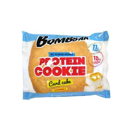 Протеиновое печенье Bombbar Печенье 60 г творожный кекс