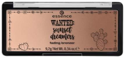 Бронзер Essence Wanted Sunset Dreamers