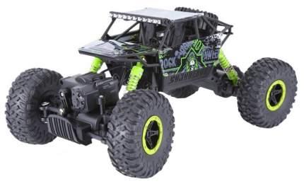 Радиоуправляемая машинка HuangBo Toys краулер Rock Through 4WD 1:18 2.4G