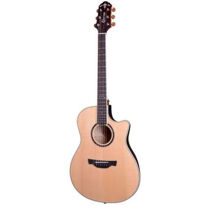 Электроакустическая гитара шестиструнная CRAFTER WB-700CE NT  Чехол