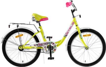 "Велосипед Stels Pilot 200 Lady 20 Z010 2019 12"" лимонный"